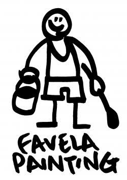 Favela clipart community building