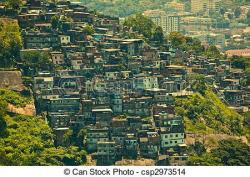 Favela clipart settlement