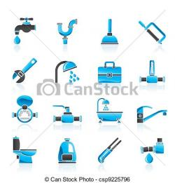 Fawcet clipart plumbing tool