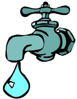 Fawcet clipart water bill