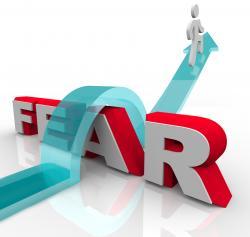 Fear clipart don t