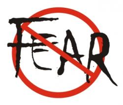 Fear clipart