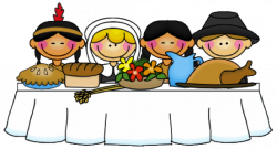 Diner clipart family feast