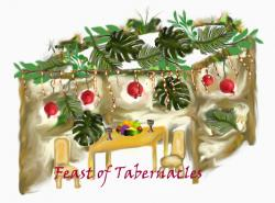 Feast clipart tabernacle
