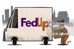 Fedex clipart delivery boy