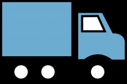 Fedex clipart postal truck