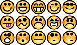 Emotions clipart mood