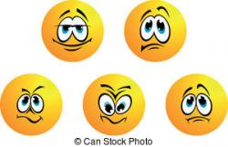 Emotions clipart feeling