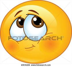 Feelings clipart embarrassed