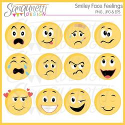 Feelings clipart emoji