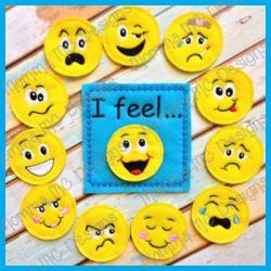 Feelings clipart preschool