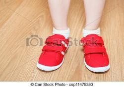 Feet clipart floor