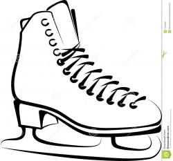 Blade clipart ice skating