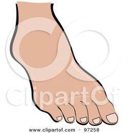 Feet clipart illustration