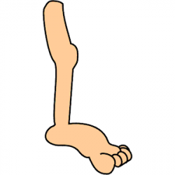 Legz clipart animated