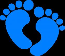 Heels clipart baby foot