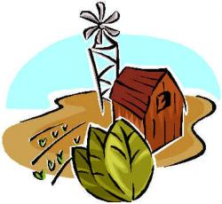 Tobacco clipart farm crop