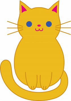 KITTENS clipart simple