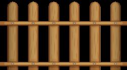 Gate clipart brown