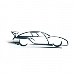 Racer clipart speed car