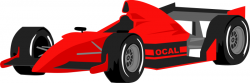 Formula One clipart kid car