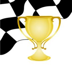 Trophy clipart winner cup