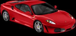 Ferrari clipart nice car