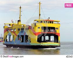 Ferry clipart
