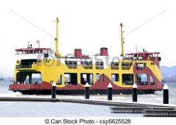 Ferry clipart penang