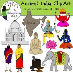 Buddha clipart ancient india