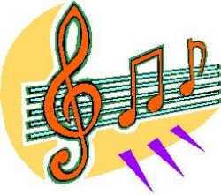 Music clipart music education