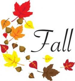 Foliage clipart september season