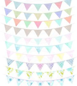 Festival clipart baby bunting