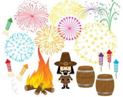 Sparklers clipart bonfire night
