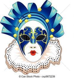 Festival clipart carnival mask