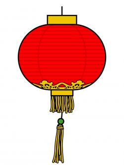 Festival clipart chinese lantern