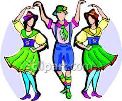 Festival clipart dance