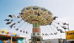 Amusement Park clipart state fair