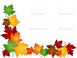 Festival clipart fall leaves