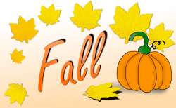 Small clipart autumn