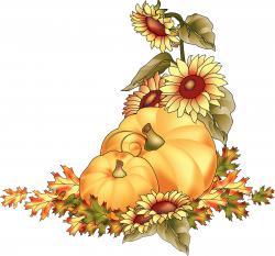 Harvest Moon clipart fall pumpkin