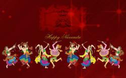 Krishna clipart navratri garba