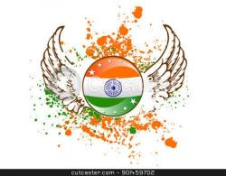 Celebration clipart indian independence day