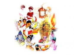 Festival clipart indian festival