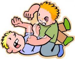 Fight clipart brawl