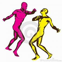 Fist clipart fist fight