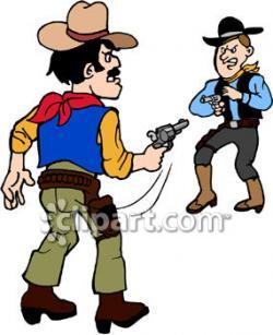 Battle clipart duel
