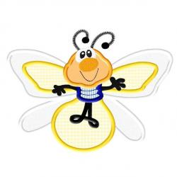 Bugs clipart lightning bug