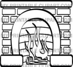 Fireplace clipart google image