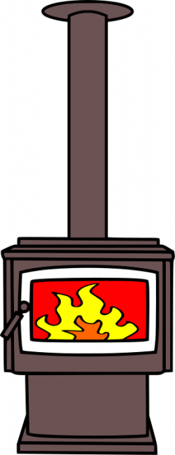 Fireplace clipart wood fire